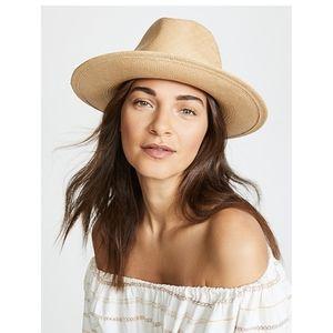 HatAttack Straw Hat, LIKE NEW